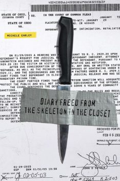 Diary freed from the skeleton in the closet, michele earley