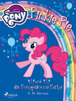 My Little Pony – Pinkie Pie und die Ponypalooza-Party, G.M. Berrow