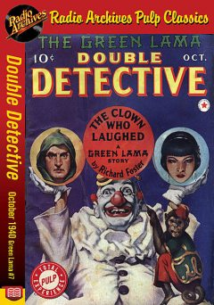 Double Detective October 1940 The Green, Richard Foster