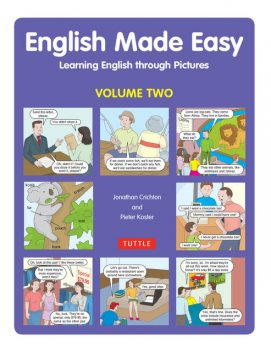 English Made Easy Volume 2, Jonathan Crichton, Pieter Koster