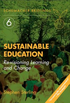 Sustainable Education, Stephen Sterling