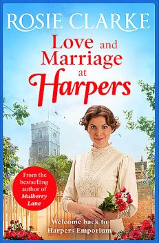 Love and Marriage at Harpers, Rosie Clarke