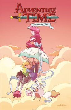 Adventure Time: Fionna and Cake, Natasha Allegri