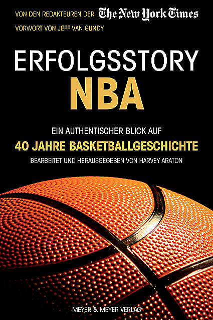 Erfolgsstory NBA, Harvey Araton, Jeff Van Gundy