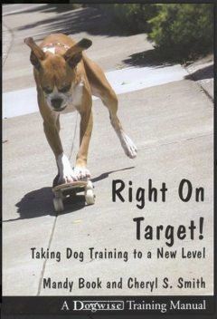 RIGHT ON TARGET, Cheryl Smith, Mandy Book