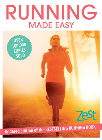 Running Made Easy, Lisa Jackson, Susie Whalley, Zest Magazine