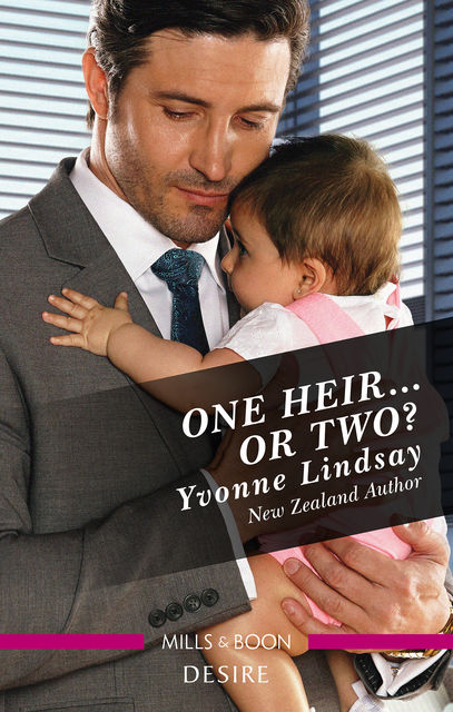 One Heir…Or Two, YVONNE LINDSAY