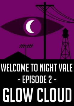 Welcome to Night Vale 02 – Glow Cloud, Joseph Fink