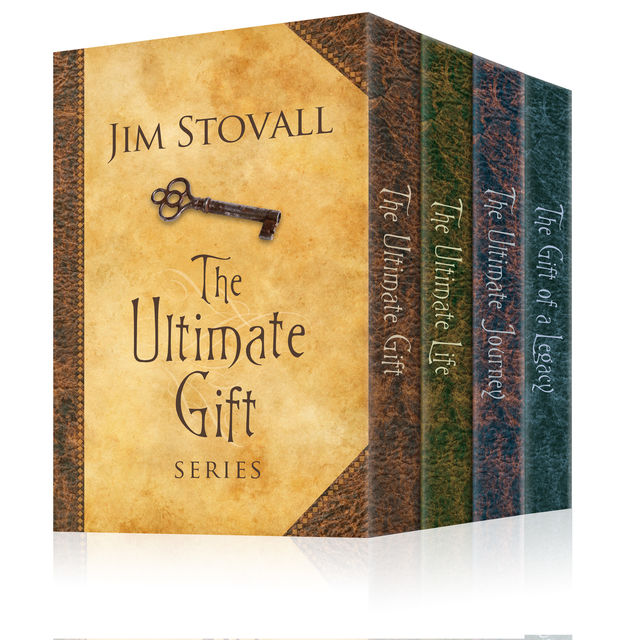 The Ultimate Gift Series, Jim Stovall