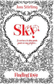 Finding love. Sky, Joss Stirling