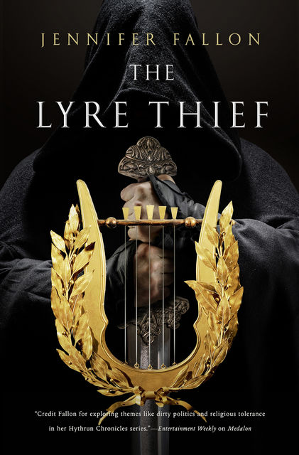 The Lyre Thief, Jennifer Fallon