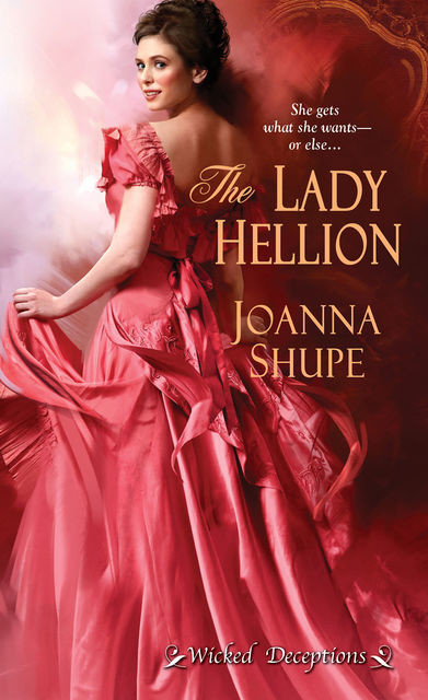 The Lady Hellion, Joanna Shupe