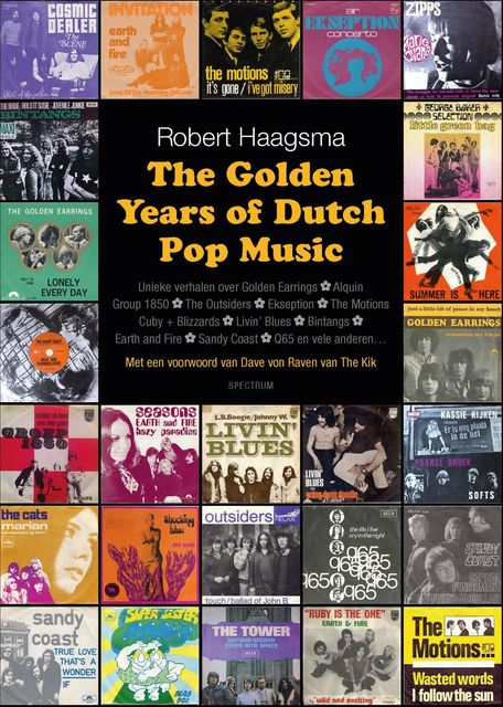 The golden years of Dutch pop music, Robert Haagsma