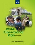 Water Operational Plan 2011–2020, Asian Development Bank