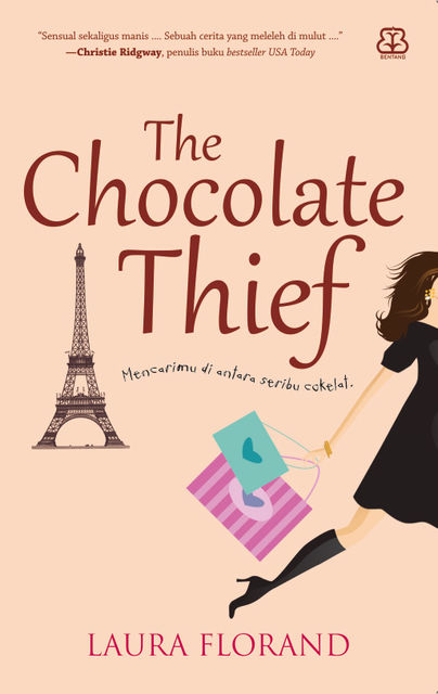 The Chocolate Thief, Laura Florand