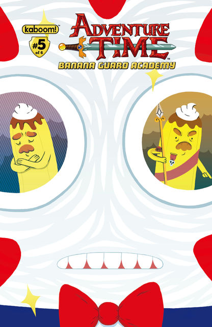 Adventure Time: Banana Guard Academy #5, Dylan Haggerty, Kent Obsorne