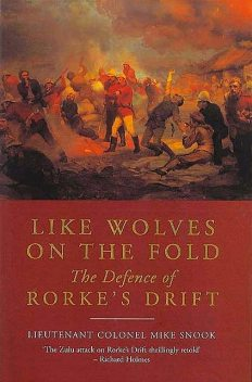 Like Wolves on the Fold, Mike Snook