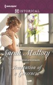 Temptation of a Governess, Sarah Mallory