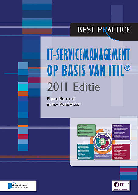 IT-servicemanagement op basis van ITIL® 2011 Editie, Pierre Bernard, René Visser