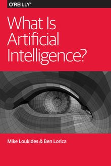 What is Artificial Intelligence, Mike Loukides, Ben Lorica