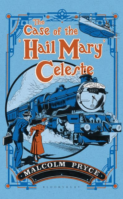 The Case of the 'Hail Mary' Celeste, Malcolm Pryce