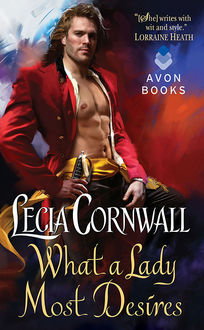 What a Lady Most Desires, Lecia Cornwall