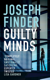 Guilty Minds, Joseph Finder