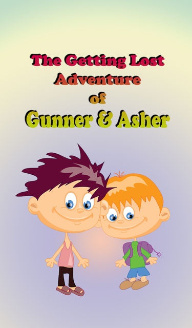The Getting Lost Adventure of Hunter and Ashton, Jupiter Kids