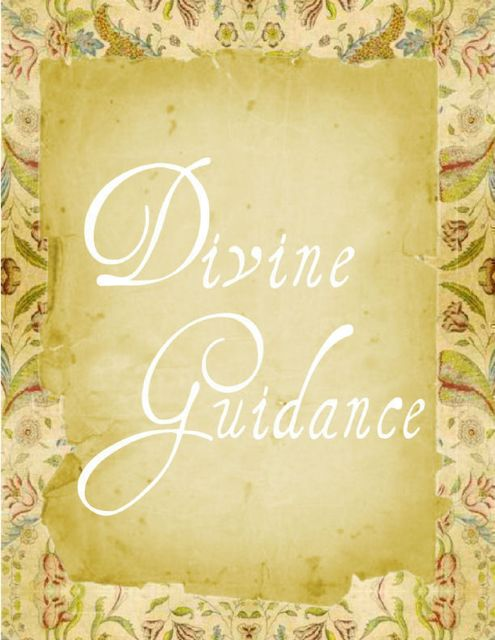 Divine Guidance, Elizabeth Angela