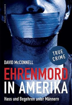 Ehrenmord in Amerika, David McConnell