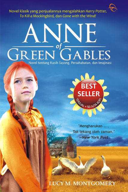 Anne of Green Gables, Lucy Maud Montgomery