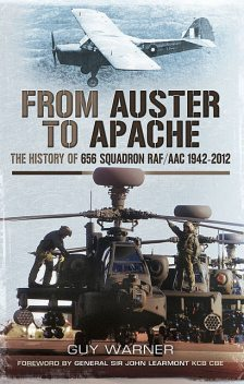 From Auster to Apache, Guy Warner