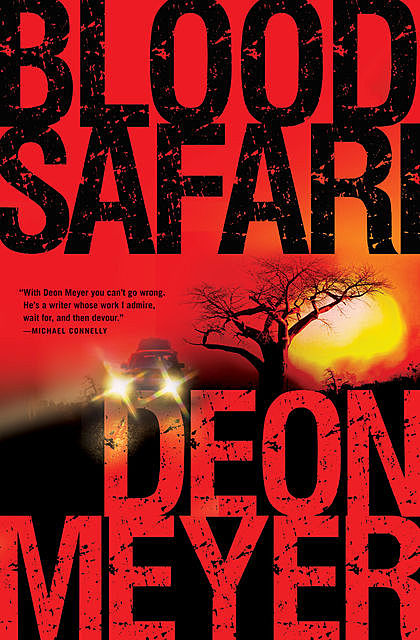 Blood Safari, Deon Meyer, K.L. Seegers