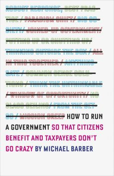 How to Run a Government, Michael Barber
