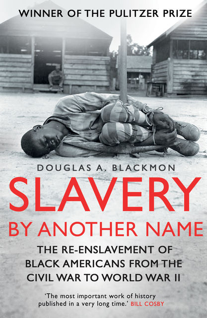Slavery by Another Name, Douglas A.Blackmon