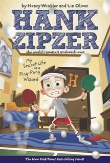 My Secret Life as a Ping-Pong Wizard #9, Henry Winkler