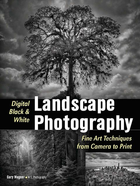 Digital Black & White Landscape Photography, Gary Wagner