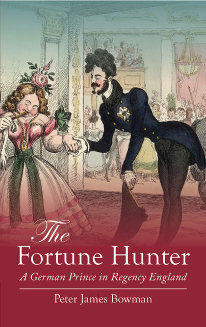 Fortune Hunter, Peter James Bowman
