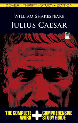 Julius Caesar Thrift Study Edition, William Shakespeare