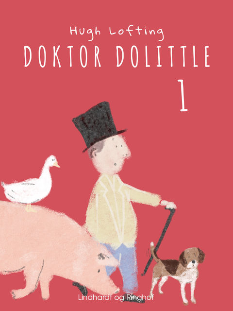 Doktor Dolittle, Hugh Lofting