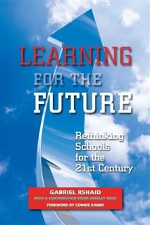 Learning for the Future, Gabriel Rshaid