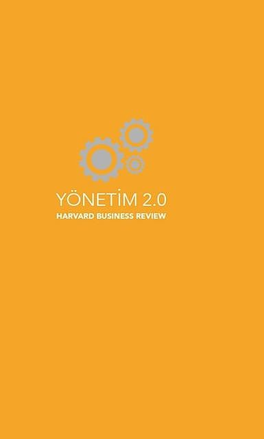 Yönetim 2.0, Harvard Business Review