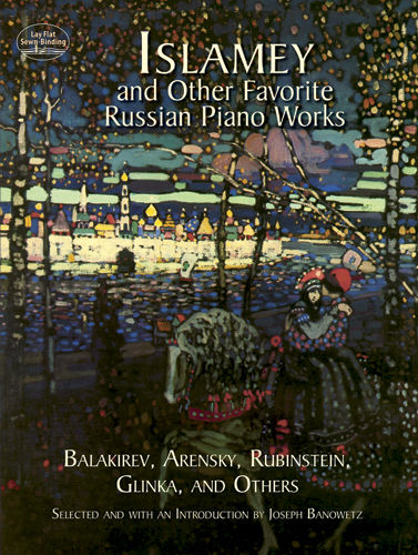 Islamey and Other Favorite Russian Piano Works, Others, Anton Arensky, Balakirev, Rubinstein, Glinka
