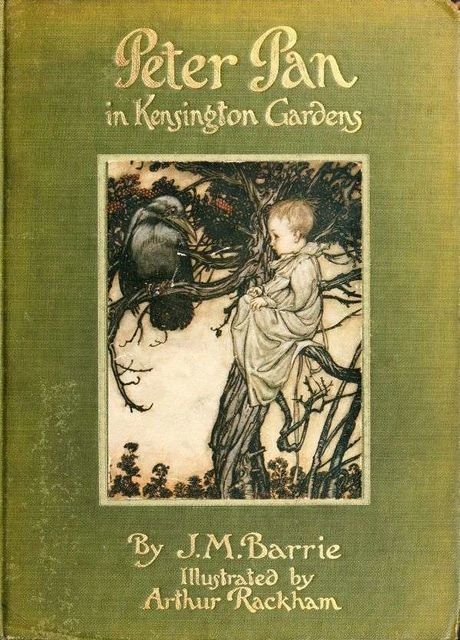 Peter Pan in Kensington Gardens, J. M. Barrie