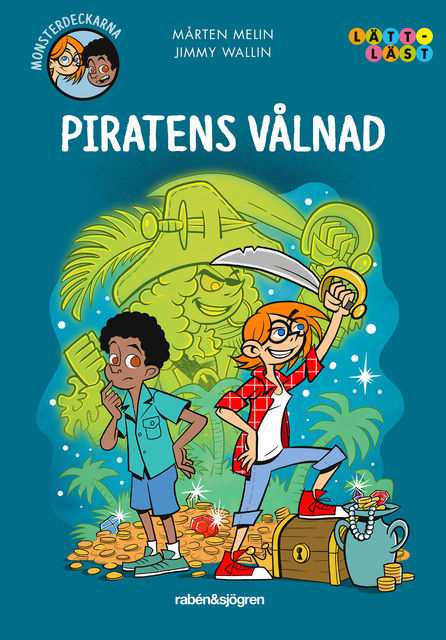 Monsterdeckarna Del 2: Piratens vålnad, Mårten Melin