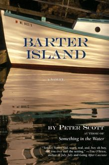 Barter Island, Peter Scott