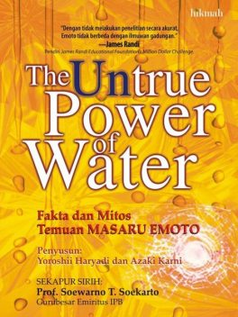The Untrue Power of Water, Azaki Karni, Yoroshi Haryadi