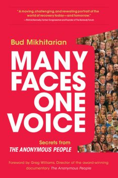 Many Faces, One Voice, Bud Mikhitarian