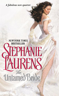 The Untamed Bride, Stephanie Laurens
