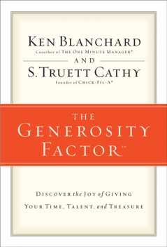 The Generosity Factor, Ken Blanchard